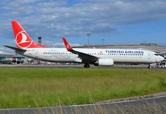 "TC-JYG, Boeing 737-9F2(ER)(WL) 40983 / 4110, Turkish Airlines (Türk Hava Yollari), ""Ünye"", CDG/LFPG 2019-06-08, taxiway Alpha-Loop. (alaindurandpatrick) Tags: tcjyg 7379f2erwl boeing7379f2erwl 409834110 thy cdg boeing boeing737 boeing737nextgen boeing737900 737900 739 737nextgen jetliners airliners airlines tk turkishairlines türkhavayollari turkish parisroissycdg lfpg airports aviationphotography"