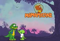 Mamamacanz (FERALD) Tags: alligator crocodile chameleon lizard animals animal cute characters character art artwork illustrations illustration children kids rabbit cat cats gophers gopher bear bunny artlicensing characterlicensing characterdesign characterdesigns cartoon cartoons cartoonist artist keithwilliams creator animalcharacters