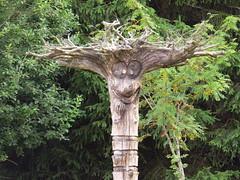 Schnizerei-Waldgnom (germancute) Tags: outdoor nature thuringia thüringen landscape landschaft wildflower wald wiese wolken park plant pflanze berge mountains schneekopf