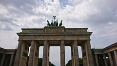 Brandenburg Gate (***BRIO***) Tags: berlin brandenburggate