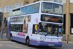 First West Yorkshire Volvo B7TL/Alexander ALX400 30956 (YJ51 RCV) (john-s-91) Tags: first firstwestyorkshire volvob7tl alexanderalx400 30956 yj51rcv huddersfield huddersfieldroute537 angelhasfallen