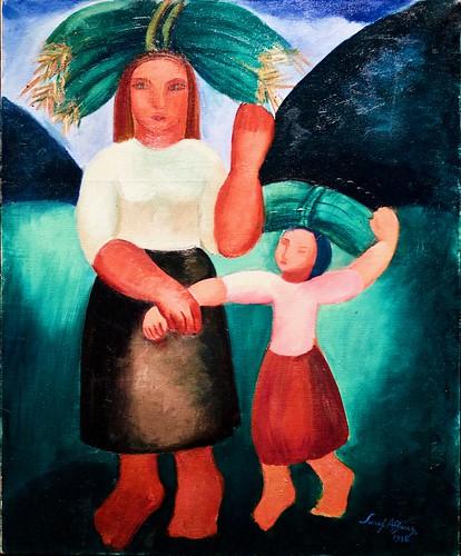 Untitled (1936) -Sarah Affonso (1899-1983)