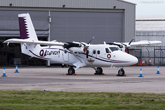 Photo of Qatar Air Force, De Havilland Canada DHC6-400 Twin Otter, C-FVGY (A7-MAQ).