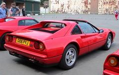 G106 PYJ (Nivek.Old.Gold) Tags: 1989 ferrari 328 gts 3185cc pininfarina