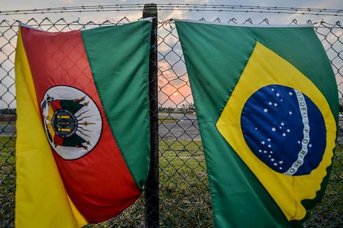 17/08/19 - A festa dos acampados para a Copa Truck já começou - Fotos: Duda Bairros e Vanderley Soares