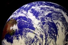 Luke Jerram's Gaia (Benn Gunn Baker) Tags: luke jerram's gaia wills memorial library bristol university nasa imagery earth artwork benn gunn baker canon 550d t2i australia