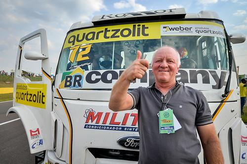 17/08/19 - Speed Truck acelerou os batimentos dos convidados da Copa Truck - Fotos: Duda Bairros