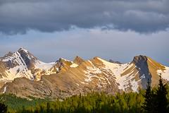 Banff 58 (Matt Caruana) Tags: banff alberta mountains nature landscape earth clouds sunset fuji