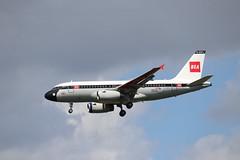 British Airways G-EUPJ LHR 05/08/19 (ethana23) Tags: planes planespotting aviation avgeek aeroplane aircraft airplane airbus a319 bea ba britishairways speedbird