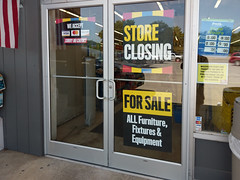 ALL Furniture, Fixtures, and Equipment FOR SALE (l_dawg2000) Tags: 2019closing alcorncounty auto closing corinth fredisgivingawaythestore freds grocery hardware healthandbeauty liquidation mississippi ms retail yourkeytovalue unitedstates