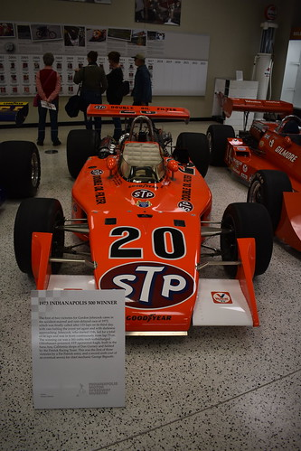 STP Double Oil Filter Special [1973 Indianapolis 500 Champion]
