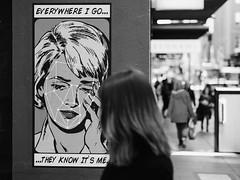 1984 (McLovin 2.0) Tags: ai pop art street streetphotography face recognition urban city melbourne australia governments orwell cctv explore explored
