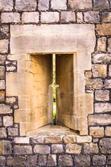 Archer's Window (Mule67) Tags: windsor castle london england archer window slit bows arrows 5photosaday