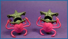 Meet the Neighbours, The Venusians (Karf Oohlu) Tags: lego moc figure creature fantasy scifi