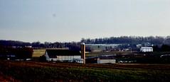 (bluebird87) Tags: farm barn nikon f100 film dx0 c41 epson v600