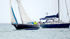 Aruba_International_Regatta_2019_032 (eric15) Tags: aruba international regatta sail sailing oranjestad surfside marina dutch marines sunfish beach cat cats optimist qube f11