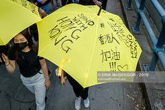 EM-190817-FreeHongKongRallyNYC-047 (Minister Erik McGregor) Tags: activism boycottmulan carrielam china chinatown chinese community counterprotest directaction erikmcgregor freehongkong hongkong ny4hk nyc newyork photography powertothepeople protest usa democracy demonstration detention extradition freedom law march news people photojournalism placard political politics prison protesters rally repression signs streetphotography 9172258963 erikrivashotmailcom ©erikmcgregor