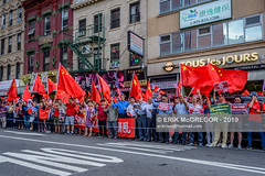 EM-190817-FreeHongKongRallyNYC-040 (Minister Erik McGregor) Tags: activism boycottmulan carrielam china chinatown chinese community counterprotest directaction erikmcgregor freehongkong hongkong ny4hk nyc newyork photography powertothepeople protest usa democracy demonstration detention extradition freedom law march news people photojournalism placard political politics prison protesters rally repression signs streetphotography 9172258963 erikrivashotmailcom ©erikmcgregor