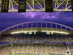Seattle Seahawks, Centurylink Field (Paddy O) Tags: seattle washington football seahawks 2019 centurylinkfield nfl sodo denverbroncos