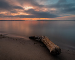 Saturday Sunrise (jcernstphoto) Tags: sunrise virginia potomac driftwood leesylvaniastatepark longexposure woodbridge