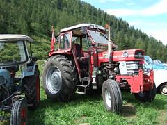 Massey Ferguson MF 168 (John Steam) Tags: massey ferguson mf 168 oldtimer oldtimertreffen vintage meeting christlalm trattberg land salzburg sankt koloman austria 2019 traktor diesel