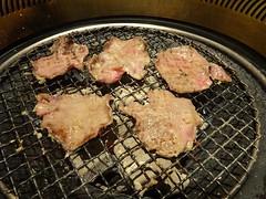 Yakiniku BBQ @Gyukaku, Tokyo (Phreddie) Tags: yakiniku bbq beef meat japanese korean food dinner charcoal restaurant gyukaku tokyo japan eat