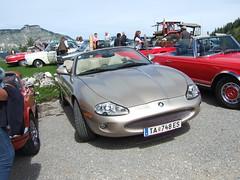 JAGUAR XK8 (John Steam) Tags: sportwagen jaguar xk8 christlalm trattberg salzburg austria sankt koloman cabrio 2019