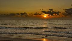 Espejos en la arena (Fotgrafo-robby25) Tags: alicante amanecer costablanca marmediterráneo nubes sol sonyilce7rm3 sunrise aurore sun sonne soleil agua water eau mar mare sea meer aurora sole sky cielo ciel clouds nuvole nuvola cloud nube