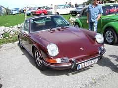 PORSCHE 911 Targa (John Steam) Tags: sportwagen oldtimer oldtimertreffen vintage meeting christlalm trattberg sankt koloman salzburg austria 2019 porsche targa 911