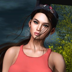 ♥ (♛Lolita♔Model-Blogger) Tags: lolitaparagorn dahlia hairfair blog blogger beauty blogs bodymesh bento