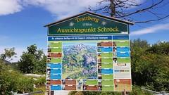 Aussichtspunkt Schröck (1550m) (John Steam) Tags: trattberg panoramastrasse aussichtspunkt schröck sankt koloman tennengau land salzburg austria 2019 karte map ausflugsziele beschreibung
