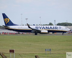 Ryanair B737-8AS EI-GJC taxiing at EMA/EGNX (AviationEagle32) Tags: eastmidlands eastmidlandsairport eastmidlandsaeropark nottinghameastmidlands nottinghameastmidlandsairport ema egnx unitedkingdom uk airport aircraft airplanes apron aviation aeroplanes avp aviationphotography avgeek aviationlovers aviationgeek aeroplane airplane planespotting planes plane flying flickraviation flight vehicle tarmac ryanair ryr fr boeing boeing737 737 b737 b737ng b737800 b737w b7378as b738 b738w eigjc