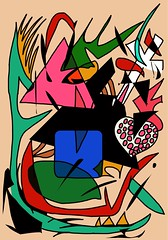 S i c k n e s s . . . . #art #artwork #abstract #illustration #golook #drawing #draw #sketch #painting #love  #photography #design #colors #blue #red #black #green #graphic #image (nicolarigon) Tags: art artwork abstract illustration golook drawing draw sketch painting love photography design colors blue red black green graphic image