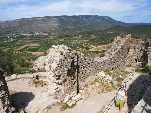 Sula, Chateau d'Aguilar