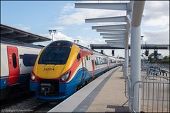 East Midlands Trains 222014 (Mike McNiven) Tags: eastmidlandstrains stagecoach abellio eastmidlandsrailway bombarider meridian derby dmu diesel multipleunit london stpancras sheffield