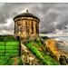 Castlerock NIR - Mussenden Temple 01