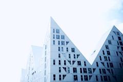 Isbjerget (kuestenkind) Tags: aarhus dänemark danmark denmark isbjerget eisberg iceberg icehill architektur architecture canon 6d