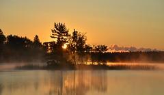 Midsommar morgon. (johnerlandaxelsson@gmail.com) Tags: gimo uppland sverige natur landskap johnaxelsson omanipulerad
