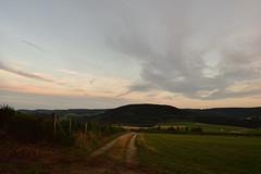 Sonnenuntergang Gleidorf (mika-luetzel) Tags: sonnenuntergang sauerland sonne untergang sunset natur landschaft wald bäume