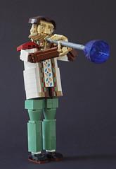 Glassblower (Eero Okkonen) Tags: lego moc character