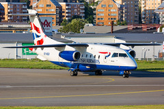 OY-NCW Dornier Do-328JET-300 Sun Air of Scandinavia (Andreas Eriksson - VstPic) Tags: oyncw dornier do328jet300 sun air scandinavia