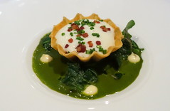 Lancashire Cheese Quiche, Smoked Bacon, Watercress (Tony Worrall) Tags: images photos photograff things uk england food foodie grub eat eaten taste tasty cook cooked iatethis foodporn foodpictures picturesoffood dish dishes menu plate plated made ingrediants nice flavour foodophile x yummy make tasted meal nutritional freshtaste foodstuff cuisine nourishment nutriments provisions ration refreshment store sustenance fare foodstuffs meals snacks bites chow cookery diet eatable fodder ilobsterit instagram forsale sell buy cost stock lancashirecheesequiche smokedbacon watercress