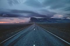 IMG_1152 (Pawel Maryanov) Tags: iceland landscape nature mountains travel road sunset