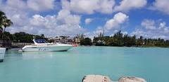Grand Bay (Rckr88) Tags: grandbay mauritius grand bay sea water wave waves boat boats harbour ocean coast beach coastal coastline coastlines
