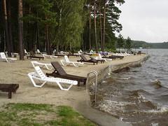 Пляж на Верхнесысертском пруду (ayampolsky) Tags: верхняясысерть пруд
