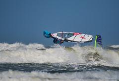 Römö - Surfer - Wassersport (5) (Pana53) Tags: photographedbypana53 pana53 römö inselrömö dänemark juetland island surfer sport sportler wassersportler wind wellen nordseeinsel northsea nikon nikond500