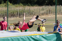 Over the top,just! (Jacko 999) Tags: canon eos 7d mark ii ef100400mm f4556l is usm ƒ56 1640mm 11600 iso400 roberteede robert eede highjump jump sport sports sportsday school girl smile