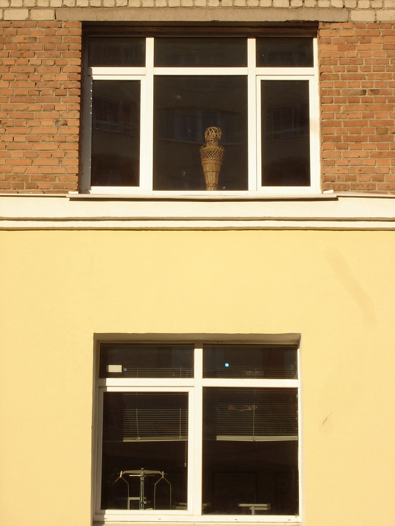 фото: Окна Горного института