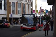 IMGP2399 (Steve Guess) Tags: kingstonuponthames kingston surrey greater london england gb uk bus falcon buses coaches alexander dennis enviro 200 mmc clarencestreet woodstreet