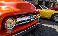 Polished (trainmann1) Tags: nikon d7200 nikkor 18200mm amateur handheld pa pennsylvania summer july 2019 outside outdoors carshow classiccars classics antique relic car truck show kutztown town smalltown mainstreet